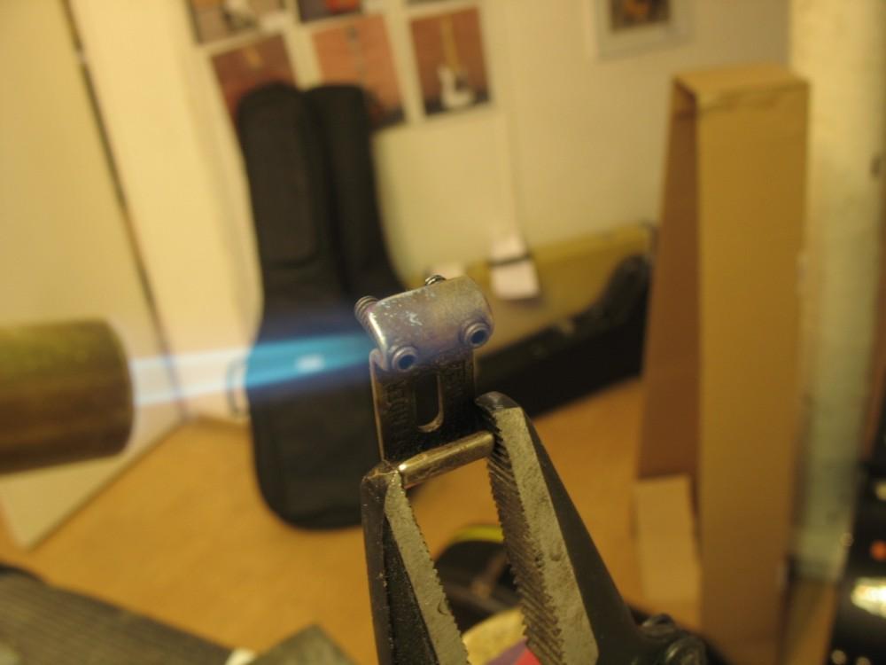 Soitinten tyyppivikoja: Fender Custom Shop Relic Stratocaster (3/5)